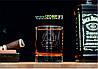 Именной стакан для виски «Старый друг»