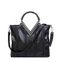 сумки Европейский и американский мода Алмаз сумка простой  тканые плечо Сумка, фото 1