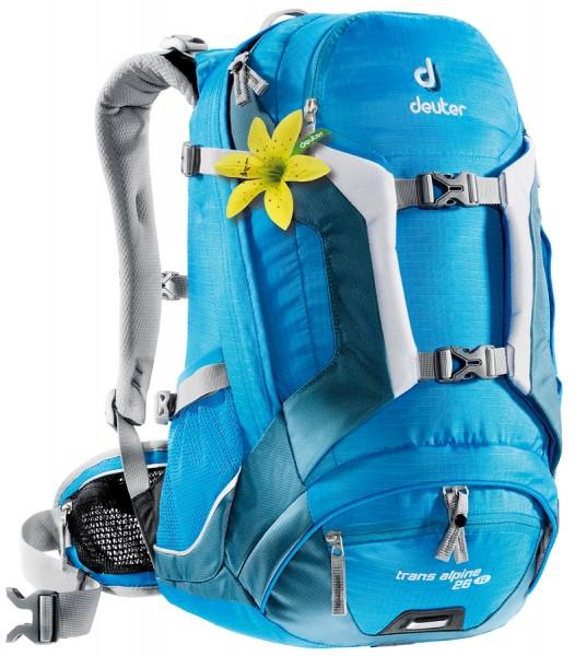 Deuter Trans Alpine 26 SL голубой (32213-3332)