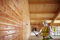 Отходы производства, получения и использования химических веществ для пропитки древесины