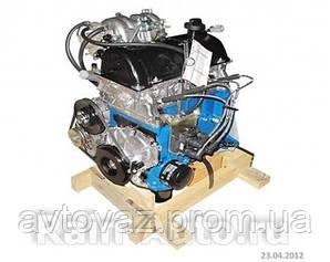 Двигатель в сборе 21067 (1,6/8кл) инжекторный