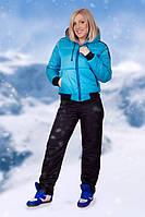 Зимовий спортивний костюм жіночий