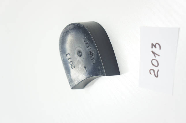 Каблук женский пластиковый 2013 h-1.8см., фото 2