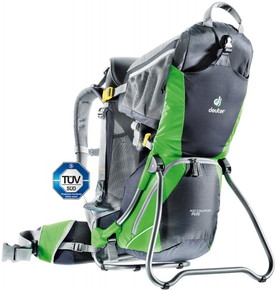 Deuter Kid Comfort Air 14 серый (36504-4207)