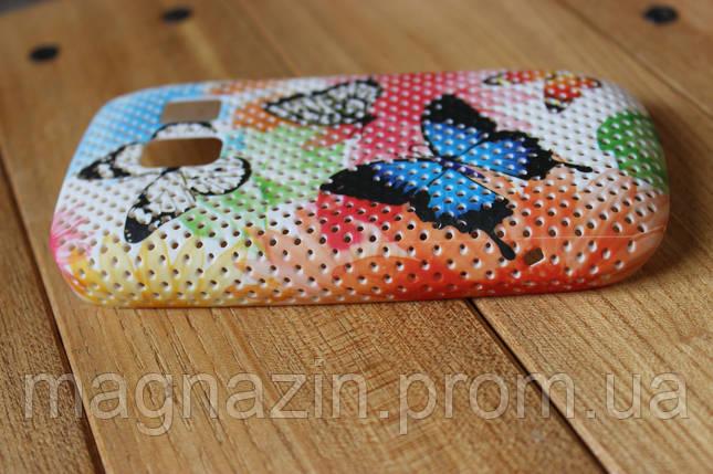 """Чехол Nokia Asha 302 """"Весняний настрій"""", фото 2"""