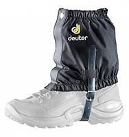 Deuter Boulder Gaiter Short черный (39800-7000)