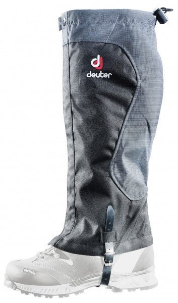 Deuter Montana Gaiter L черный (39835-7410)