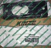 Щиток GD1036 пластина A25072 высев. аппарата Kinze gd1036 Джон Дир LEVER, DRIVE RELEASE а25072, фото 1
