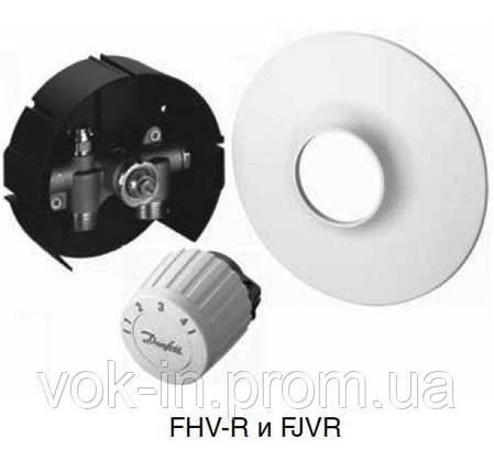 Комплект регулировки теплых полов Danfoss FHV-R (003L1000), фото 2