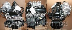 Двигатель в сборе 21214 ВАЗ (1,7/8кл) без генератора Евро3 (мех. залонка) с нассом ГУР