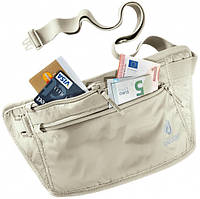 Deuter Security Money Belt II серый (3910316-6010)