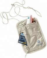 Deuter Security Wallet I серый (3942016-6010)