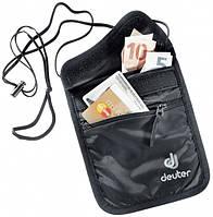 Deuter Security Wallet II черный (3942116-7000)