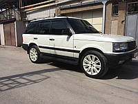 Дефлекторы окон (ветровики) LAND ROVER Range Rover II 1994-2002