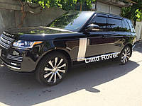 Дефлекторы окон (ветровики) LAND ROVER Range Rover Vogue 2013