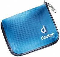 Deuter Zip Wallet синий (3942516-3025)