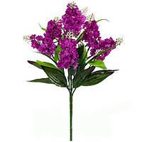 Букет искусственных цветов Сирень , 44 см, фото 1