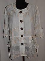 Блуза женская модель ок82-1 размер 54,56,58,60,62, фото 1