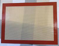 Силиконовый коврик №3 для выпечки (40*30)