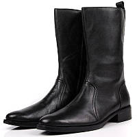 Woufo Зимняя мода молния круглый носок сапоги для мужчин мужская Мартин сапоги на открытом воздухе сапоги мужчина натуральная кожа мягкое тесто, фото 1