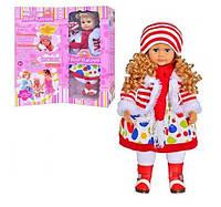 Кукла MY 052 Ангелина рус/англ отвечает на вопросы