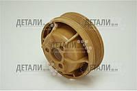 Шкив водяного насоса (помпы) 406 двигатель (текстолит) ГАЗ-2217 (Соболь) 406.1308025-11