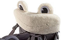 "Детская подушка Cushion ""Frog"" white"