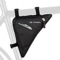 Сумка велосипедная Triangle Bag black