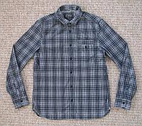 ALL SAINTS Anderson Shirt вельветовая рубашка + проволока ОРИГИНАЛ (M) СОСТ.ИДЕАЛ