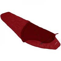 Спальный мешок Sioux 800, левый, dark indian red