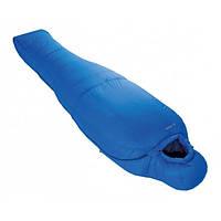 Спальный мешок Alpstein 1200 DWN, левый, hydro blue