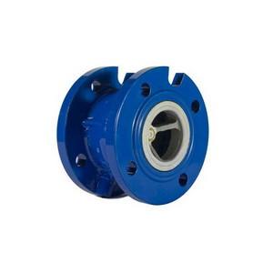 Клапан обратный пружинный  ду150 ру16