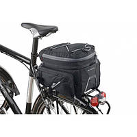 Сумка велосипедная Silkroad Plus black