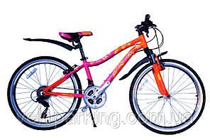 Горный подростковый велосипед Winner Betty 24 (2017)