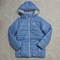 Демисезонная куртка для девочки 140-152