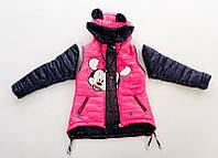 Детская курточка для девочки Минни-3