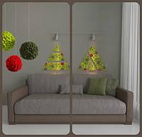 Різноманітні за структурою та кольором види моху використовують для втілення цікавих та неординарних ідей декору))