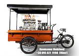 """Велотележка для велокофейни """"Old Europe""""(ВТ-2), фото 2"""
