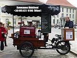 """Велотележка для велокофейни """"Old Europe""""(ВТ-2), фото 4"""