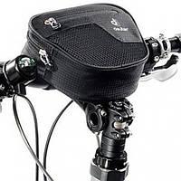 Сумка на велосипедный руль City Bag 1.2L Black