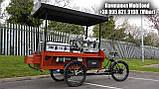 """Велотележка для велокофейни """"Old Europe""""(ВТ-2), фото 3"""