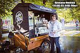 """Велотележка для велокофейни """"Old Europe""""(ВТ-2), фото 5"""