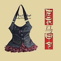 Подлинный  Amilinya  индивидуальность женская сумка корсет 3 цвета
