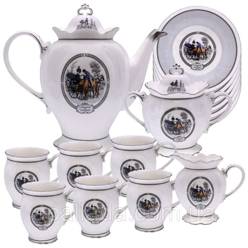 Сервиз чайный 15 пр. Прованс