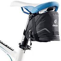 Подседельная велосипедная сумка Bike Bag II 1.1+0.2L Black