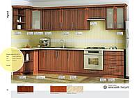 Изготовление кухни под заказ вариант 029 ретро фасад мдф ябоко темное