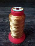Нитка швейна,взуттєва TYTAN N40 284 колір рудий 500м. Туреччина, фото 2