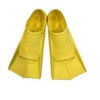 Ласты для плавания в бассейне.Цвет: жёлтый. Ласти тренувальні.