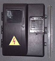 Щиток пластиковый для установки однофазного счетчика электроэнергии