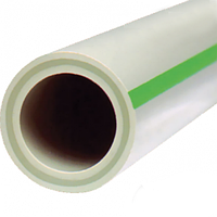 Труба армированная PP-RCT FASER COOL — Диаметр (d) 50 мм - Толщина стенки 4,6 мм — FV-Plast (Чехия)